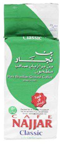 Najjar Cafe Ground Coffee With Cardamom 450g