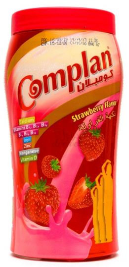 Complan Strawberry Energy Drink 400g
