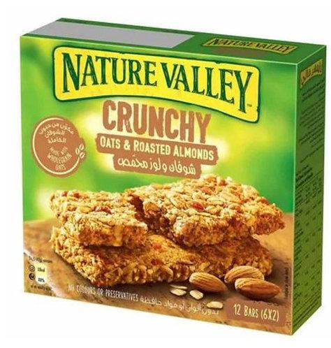 Nature Valley Crunchy Bars 252g (42gx6P)
