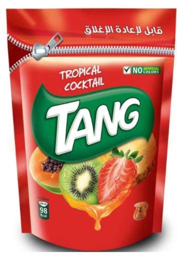 Tang Tropical Cocktail Juice Powder Pack 500g