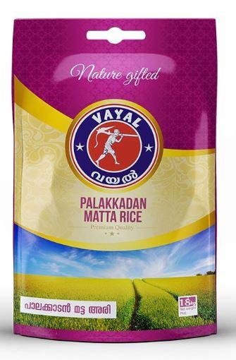Vayal Matta Rice 18 kg Per Bag