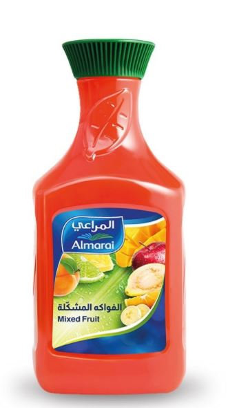 Almarai Mixed Fruit Juice 1.5L 1Psc