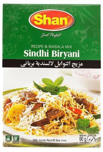 Shan Sindhi Biriyani Masala Mix 50g