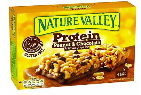 Nature Valley Protein Bar Peanut & Chocolate 160g