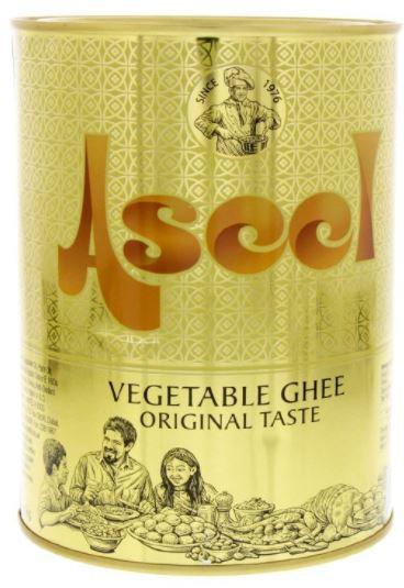 Aseel Vegetable Ghee Original Taste 2kg
