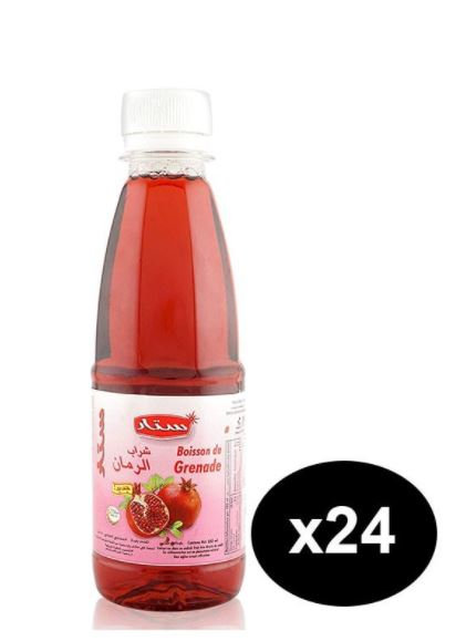 Star Pomegranate Juice 250ml Pack of 24