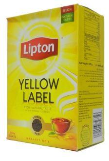 Lipton Yellow Label Black Loose Tea 200g