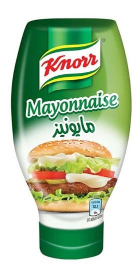 Knorr Mayonnaise 532ml Pack