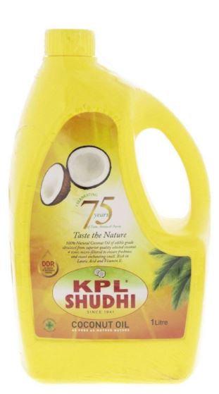 KPL Shundhi Coconut Oil 1 Litre
