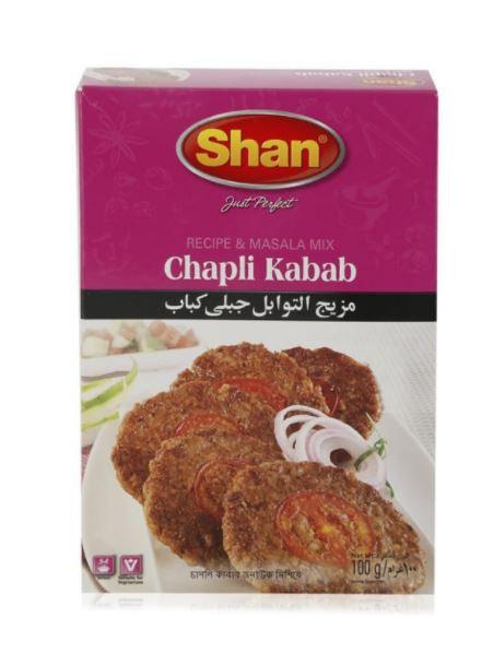 Shan Chapli Kabab Masala Mix 100g