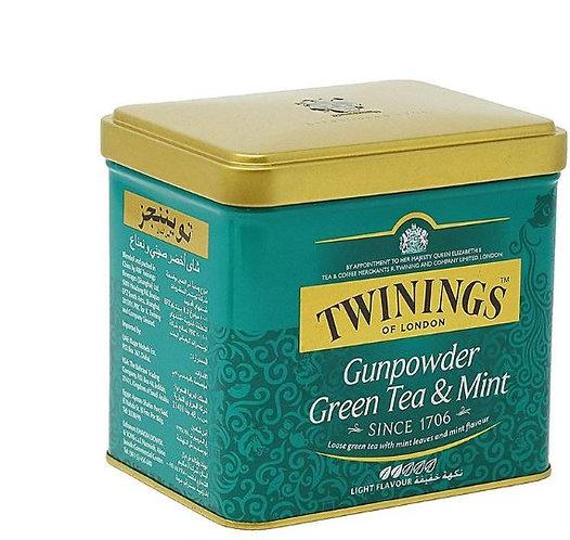 Twinings Gunpowder Green Tea And Mint 200g
