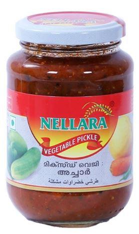 Nellara Mixed Vegetable Pickle 400g