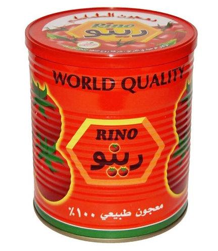 Rino Original Tomato Paste 830g x 12