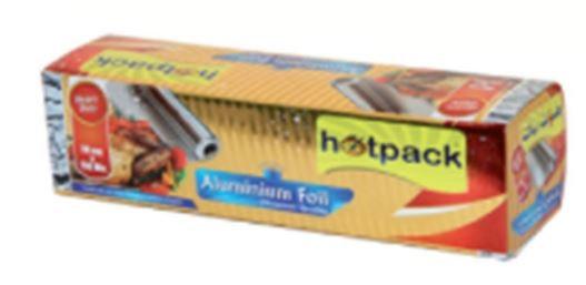 Hotpack Golden Aluminium Foil 45cm x 150m
