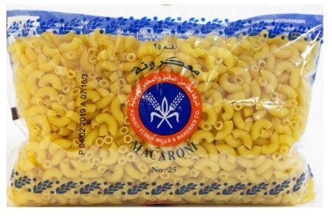 Kuwait Flour MB Macaroni No. 25 500g