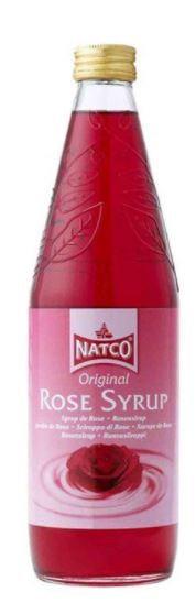 Natco Original Rose Syrup 750ml