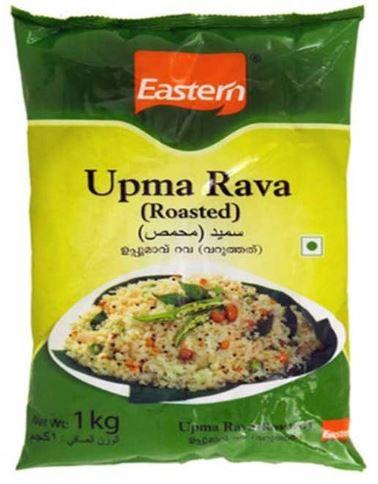 Eastern Upma Rava (Roasted) 1kg