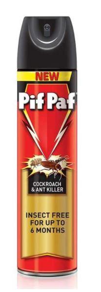 Pif Paf PowerGard Cockroach Killer 400ml