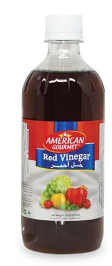 American Gourmet Red Vinegar 16oz