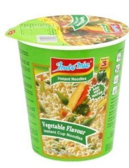 Indomie Vegetable Cup Noodles 60g