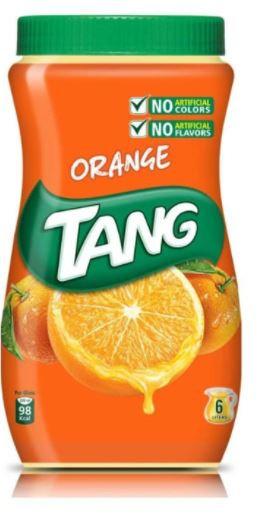 Tang Orange Juice Powder Jar 750g