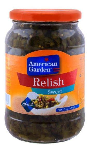 American Garden Sweet Relish 16oz