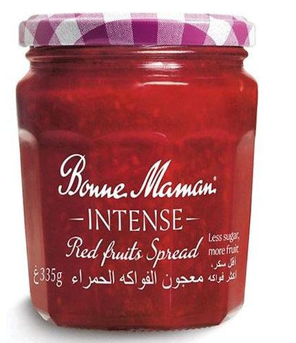 Bonne Maman Intense Red Fruits 335g