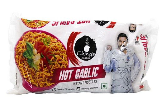Ching's Hot Garlic Noodles Family Pack 240g