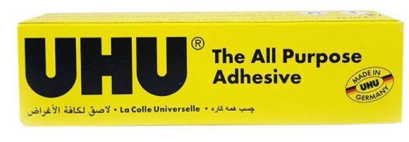 UHU All Purpose Adhesive Tube 60ml