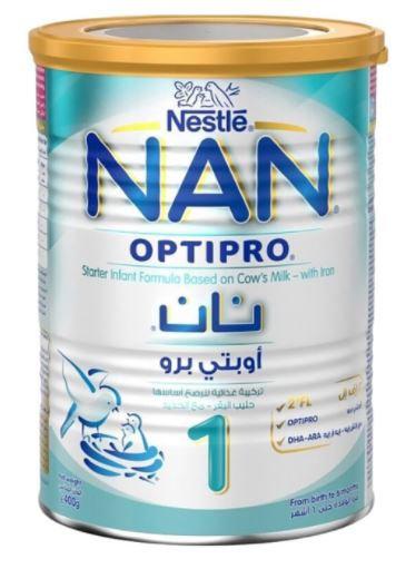 Nestle NAN 1 HA Infant Formula Milk Powder 400g