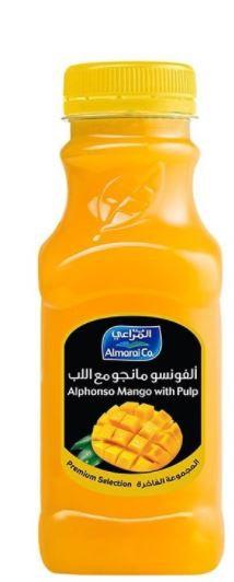 Almarai Alphonso Mango With Pulp Juice 300ml