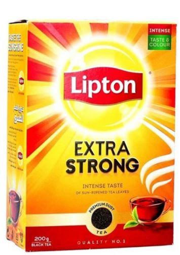 Lipton Extra Strong Tea Powder 200g