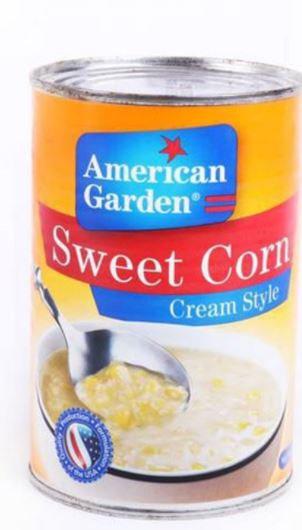 American Garden Sweet Corn Cream Style 425g