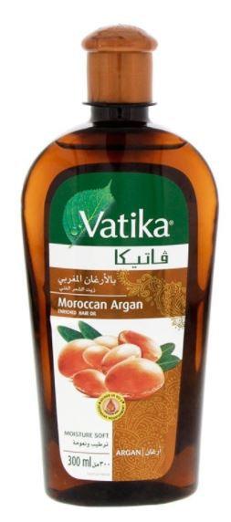 Dabur Vatika Hair Oil Moroccan Argan 200ml