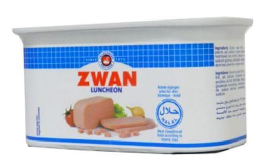 Zwan Luncheon Halal Meat Chicken 200g