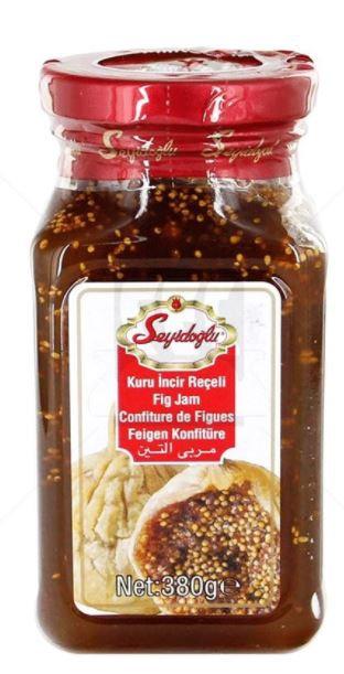 Seyidoglu Dry Fig Jam Jar 380 g