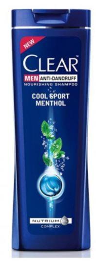 Clear Anti-Dandruff Cool Sport Menthol 200ml