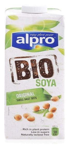 Alpro Soya Drink Bio Original 1Ltr
