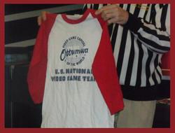 U.S. National Video Game Team® shirt