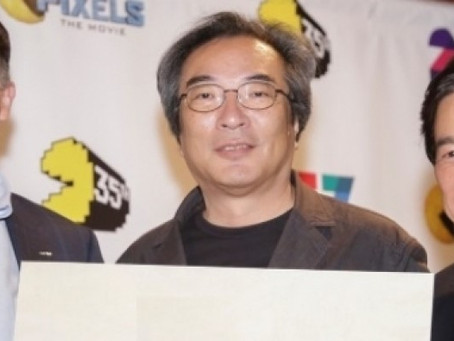 ICONS: Toru Iwatani gave the world the gift of Pac-Man
