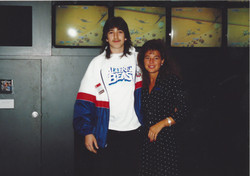 Martin Alessi at CES 1990