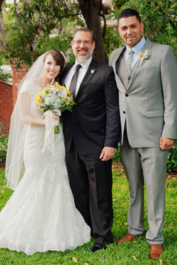 Ordained Minister, Wedding Officiant