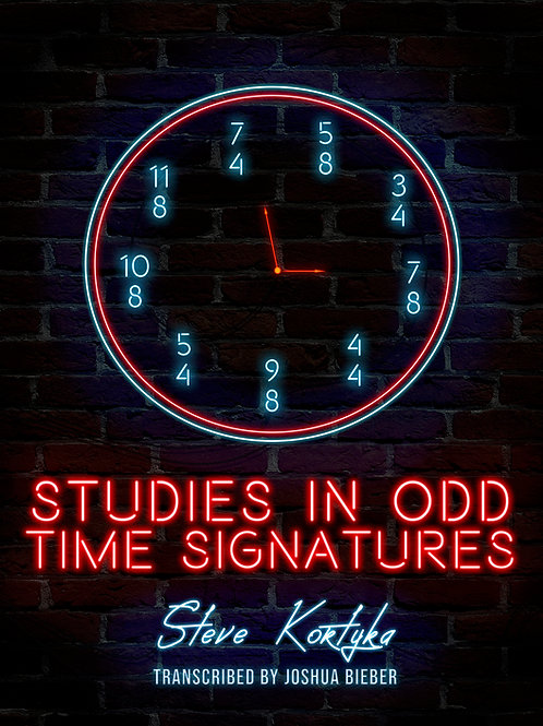 C Instruments - Studies in Odd Time Signatures