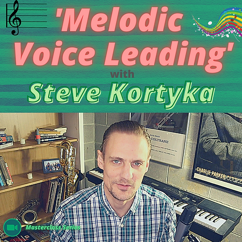 'Melodic Voice Leading'