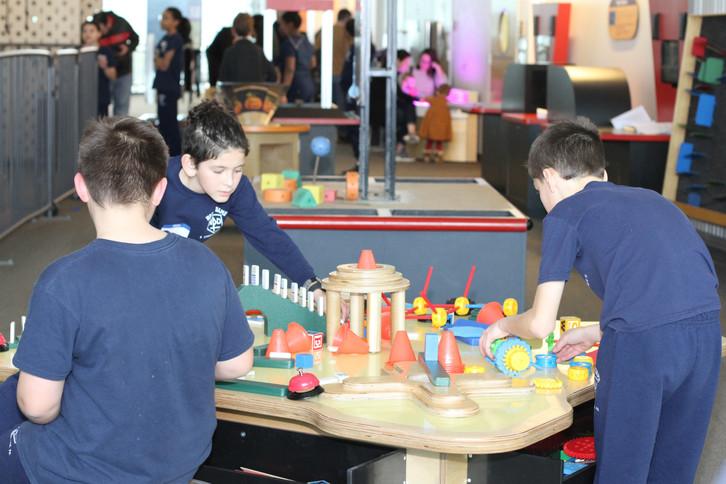 Da Vinci Science Center