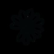 TFF_Logos_Flower_BLK.png