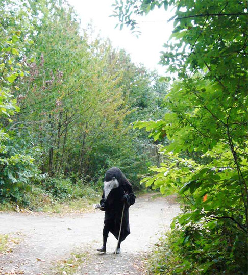 The rook in Clissett Wood