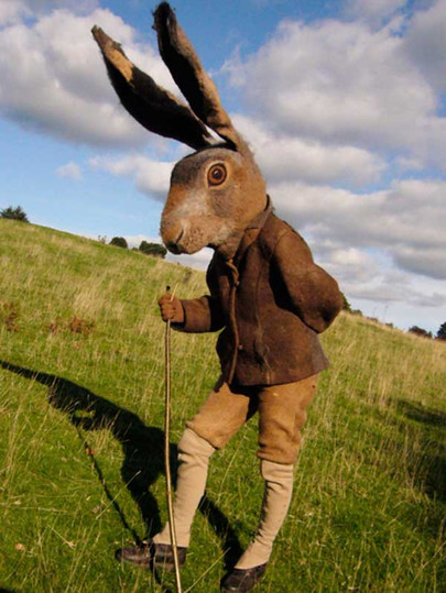 The Hare on the Hill