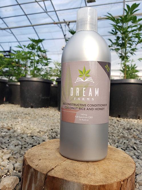 Dream Farms CBD Coconut Rice & Honey Conditioner Wholesale