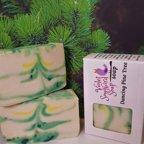 Gift Sets & Holiday Soaps are ready!